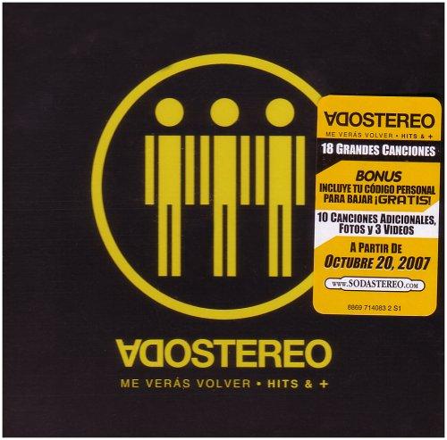Soda Stereo - Me Veros Volver - Zortam Music