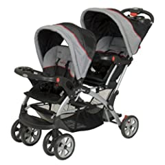 Baby Trend Sit N Stand Double Stroller - Millennium