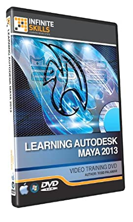 Learning Maya 2013 Training DVD - Tutorial Video