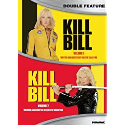 Kill Bill: 1 & 2 Double Feature