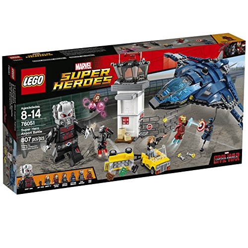 LEGO Super Heroes Super Hero Airport Battle
