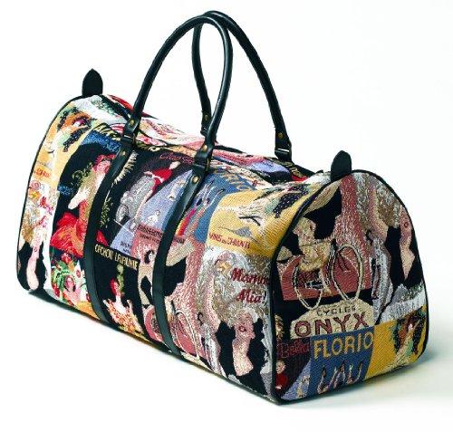 sander bags and more große Gobelin Reisetasche
