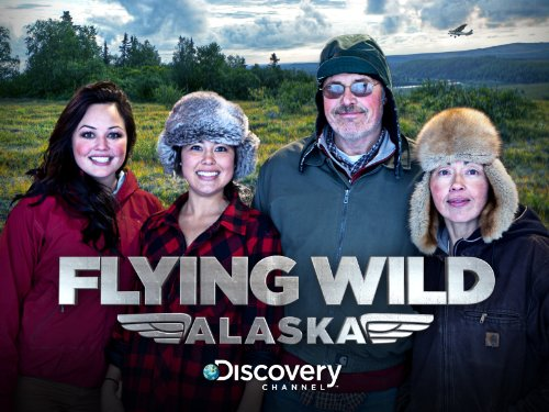 Flying Wild Alaska S02E06 Blizzard BBQ