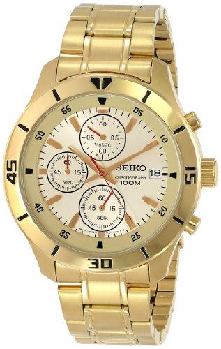 Seiko Men's SKS404P1  Stainless Steel Watch