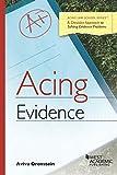 Acing Evidence 1E (Acing Series)