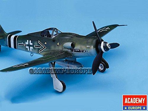 Focke Wulf FW-190D 1/72 Academy - 1