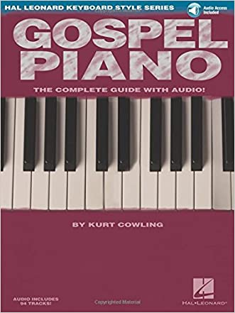 Gospel Piano: Hal Leonard Keyboard Style Series Bk/online audio
