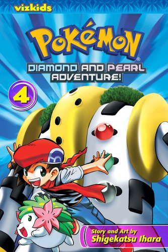 Pok mon: Diamond and Pearl Adventure, Vol. 4 (Pokemon Diamond & Pearl Adventure!)
