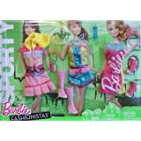 Barbie Fashionistas Sporty Tennis Fashion Clothes Set