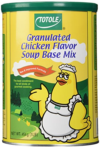 Totole - Granulated Chicken Flavor Soup Base Mix 16 Oz / 454 g (Pack of 1) (Chicken Flavor Soup compare prices)