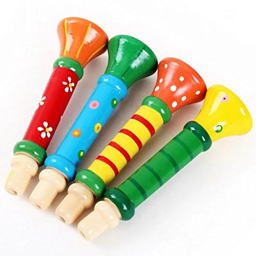 Sealive-Kids-Wooden-Musical-Instrument-Toy-Trumpet-New-Colorful-Originality-Baby-Children-Hooter-Bugle-Suona-Learning-Educational-ToyKTV-Party-Kids-Game-Musical-Toys-For-1-to-10-Years-Old-Todllers