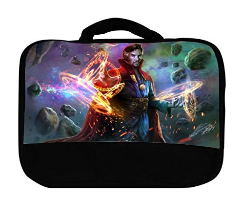 Dr Strange Canvas Lunch Bag
