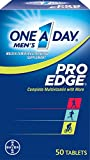 One-A-Day Men's Pro Edge Multivitamin, 50-tablet Bottle