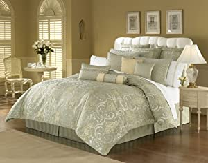 Waterford Venise Laurel King Comforter Set