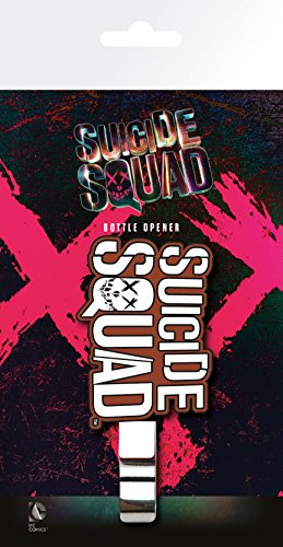 GB Eye LTD, Suicide Squad, Logo, Apribottiglie