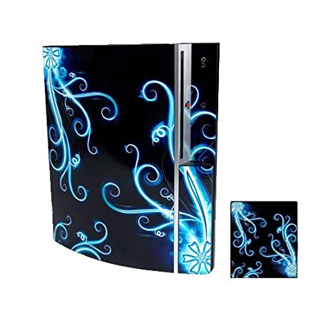 PS3 Playstation 3 Body Protector Skin Decal Sticker, Item No.PS30853-08