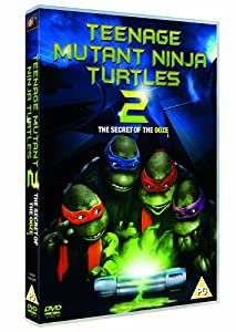 Teenage Mutant Ninja Turtles 2 - The Secret Of The Ooze [1991] [DVD]