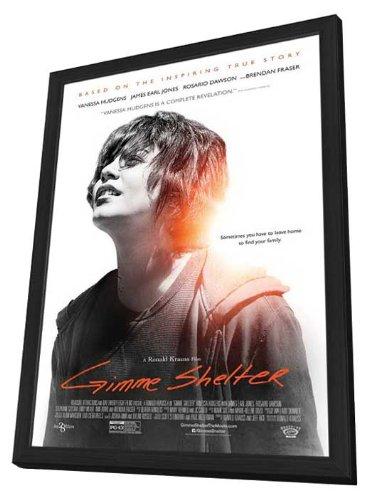 Gimme Shelter 11X17 Framed Movie Poster (2014)