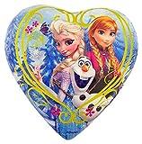 Disney's Frozen Hollow Milk Chocolate Heart Candy, 2.47 oz