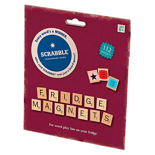 Vintage Scrabble Fridge Magnets By Wild and Wolf