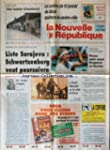 NOUVELLE REPUBLIQUE (LA) [No 15089] d...