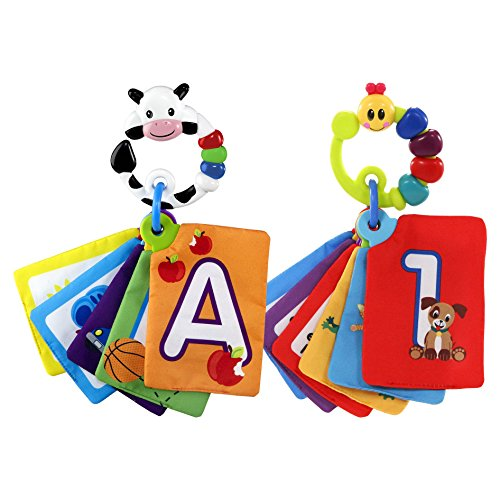 Baby-Einstein-Animal-Discovery-Traditional-Flashcards-Cow-Caterpillar