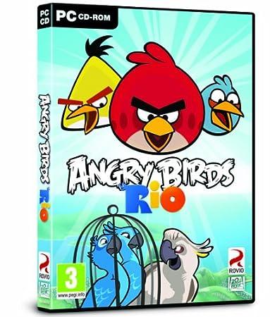 Angry Birds - Rio (PC CD)