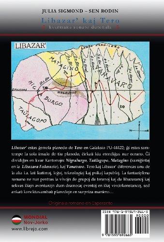 Libazar' Kaj Tero (Originala Romano En Esperanto)