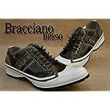 [ブラッチャーノ] Bracciano BR890 メンズヴィンテージ加工スニーカー メンズ ローカット