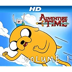 Adventure Time Season 1 [HD]