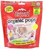 YumEarth Organic Lollipops, 4.2 Ounce