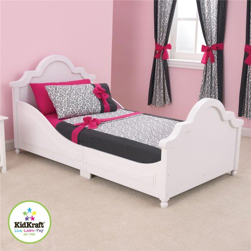 Lowest Price! KidKraft Raleigh Bed, White