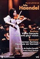 The Art Of Ida Haendel - Brahms Violin Concerto Sarasate Carmen Fantasy by Video Artists Int'l