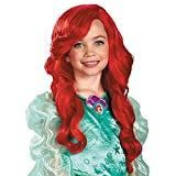 Disguise Disney Princess The Little Mermaid Ariel Child Wig