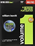 Modern Method for Guitar Vol 1 Book/DVD Rom
