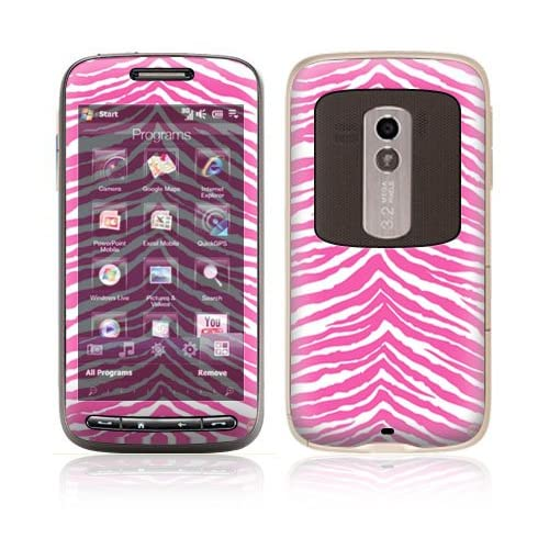 Pink Zebra Decorative Skin Cover Decal Sticker for T