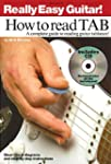 Really Easy Guitar! - How to Read TAB...