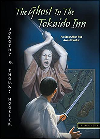 The Ghost in the Tokaido Inn (The Samurai Mysteries)