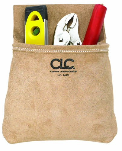 Custom Leathercraft 444X Single Suede BagB001D1DTXA