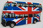 Union Jack Double Decker London Bus G...