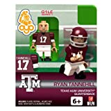 Ryan Tannehill NCAA Texas A&M University Oyo Series 1 Minifigure