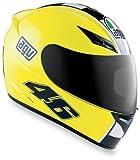 AGV K3 Series Helmet , Size: Lg, Color: Yellow, Style: Celebr8 032150A0002009