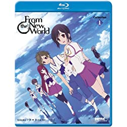 From the New World: Collection 1 [Blu-ray]