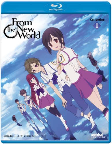 新世界より:コレクション1 北米版 / From the New World: Collection 1 [Blu-ray][Import]