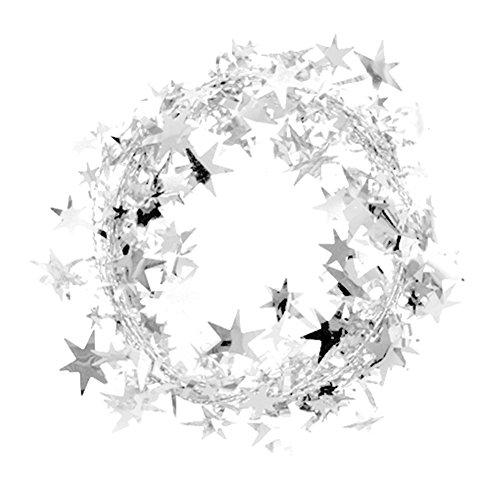 Li ツリー用品 クリスマス デコレーション グリーン クリスマスリボン クリスマス雑貨 Xma 飾り インテリア 五星