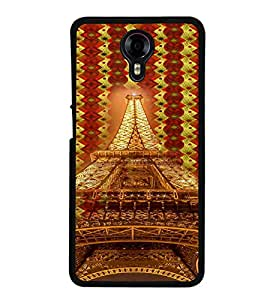 PrintVisa Back Cover for Micromax Canvas Xpress 2 E313 (Multi-coloured)