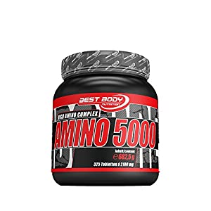 Best Body Nutrition Hardcore Amino 5000 Tabs, 1er Pack (1 x 682,5 g)