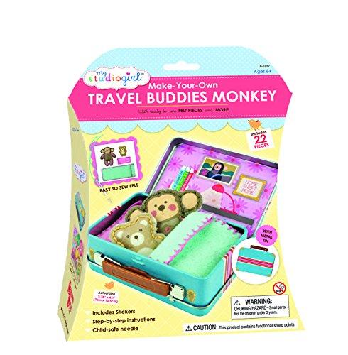 My Studio Girl Travel Buddies - Monkey