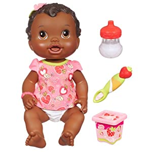 Amazon Com Baby Alive Baby All Gone African American