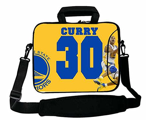 Popular Customized Fashion Golden State Warriors Laptop Bag Suitalbe Girl's (15